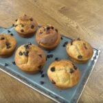 Muzlu Muffin Yapımı