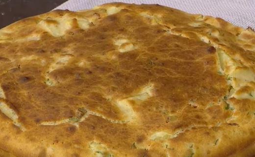 Patatesli Baharatlı Kek Yapımı