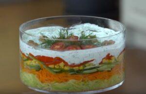 Sote Salata Tarifi