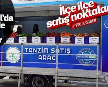 Sebze ve Meyve Satışları