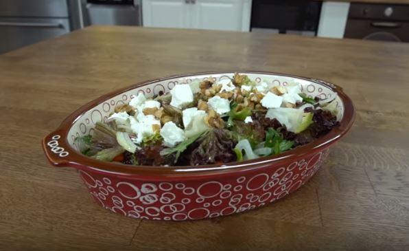Vitamin Salatası Yapımı