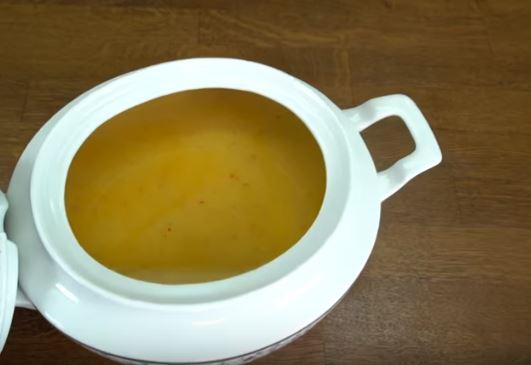 Anneanne Çorbası Yapımı