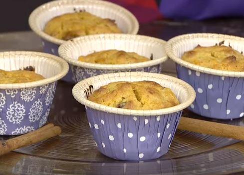 Balkabaklı Muffin Yapımı