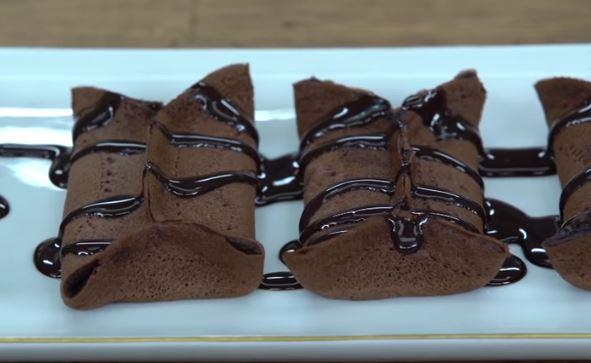 Çikolata Bohçaları Tarifi