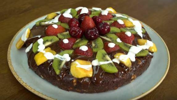 Meyveli Mozaik Pasta Tarifi