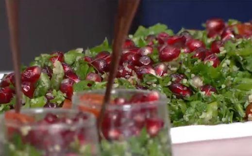 Narlı Tabule Salatası Tarifi
