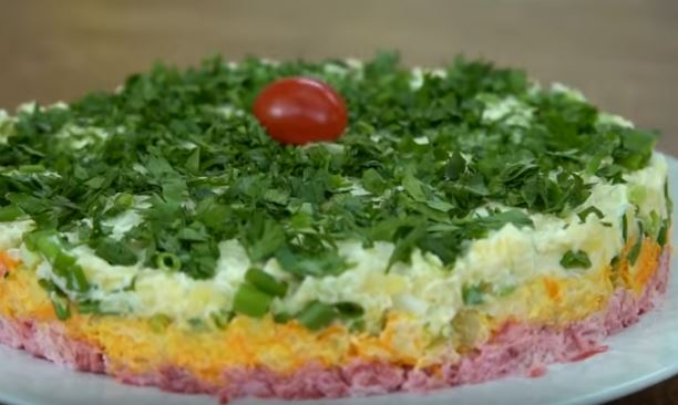 Ödüllü Patates Salatası Yapımı