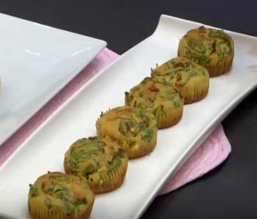 Pazılı Muffin Yapımı
