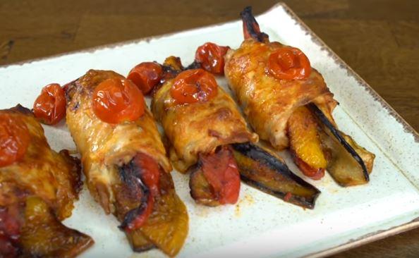 Sebzeli Tavuk Pirzola Yapımı