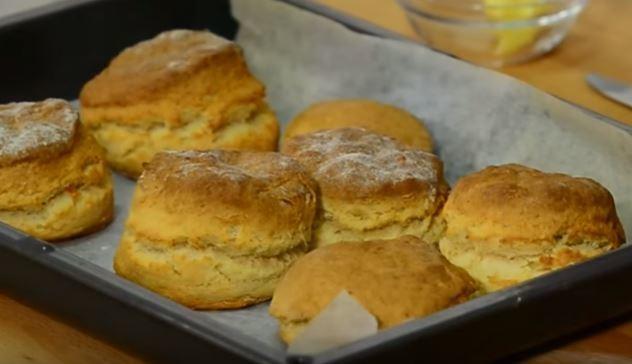 Biscuit Ekmek