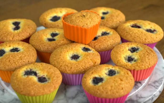 Muffin Yapılışı