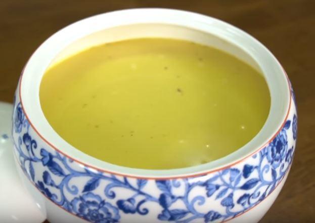 Mercimekli Tatlı Patates Çorbası Yapımı