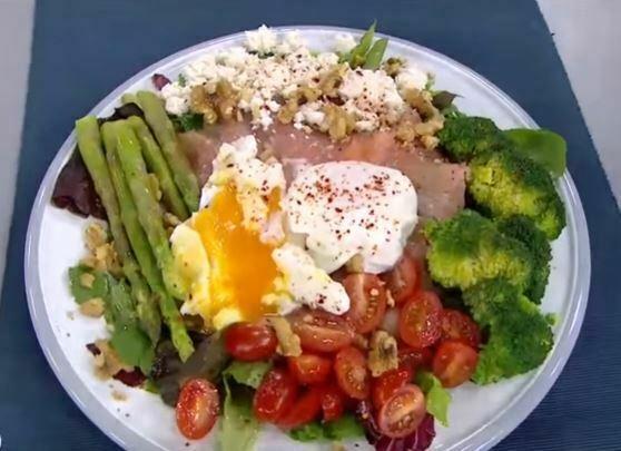 Protein Salatası Tarifi