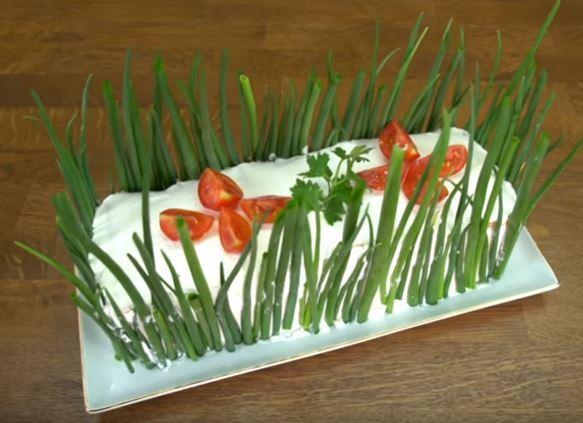 Tuzlu 23 Nisan Pastası Yapımı