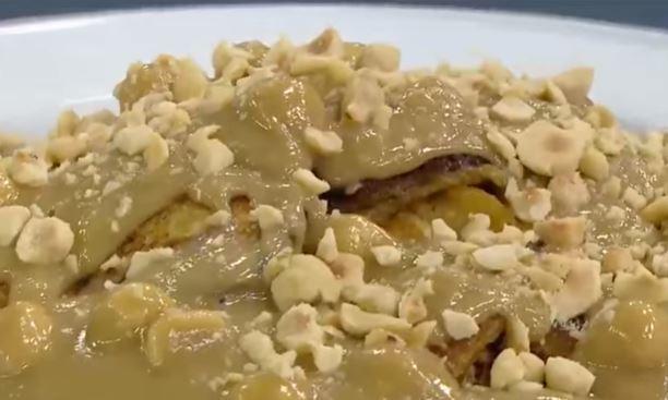 Balkabaklı Pancake Yapımı