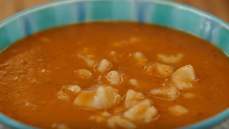 Mantılı Çorba Yapımı
