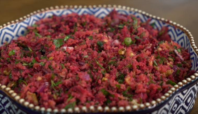 Pancarlı Ayva Salatası Tarifi