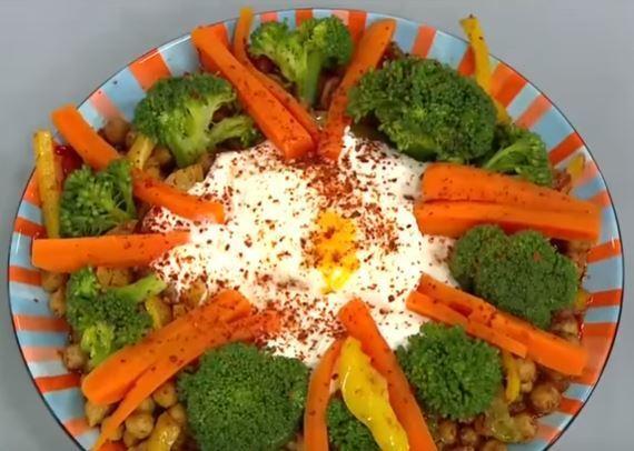 Protein Kahvaltı Yapımı