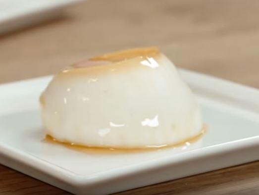 Yumurtasız Krem Karamel Yapımı