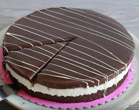 Kokostar Pastası Yapımı
