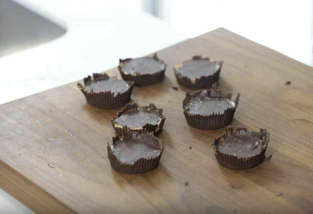 Fıstık Ezmeli Çikolata Tarifi