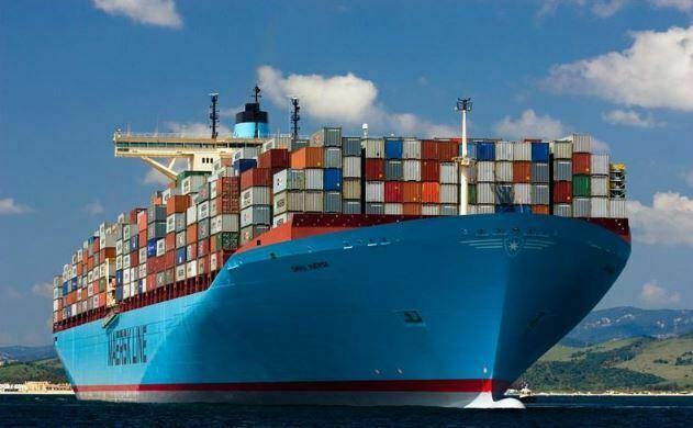 Denizlerin En Büyük Gemileri-Emma Maersk