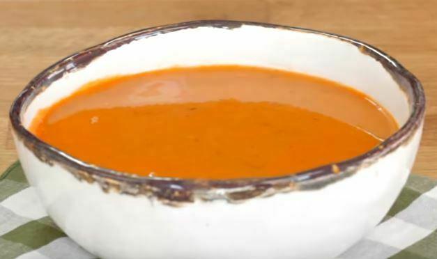 Köz Domates Çorbası Nasıl Yapılır?