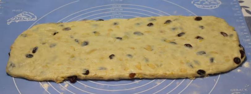 Alman Çöreği Stollen Yapımı