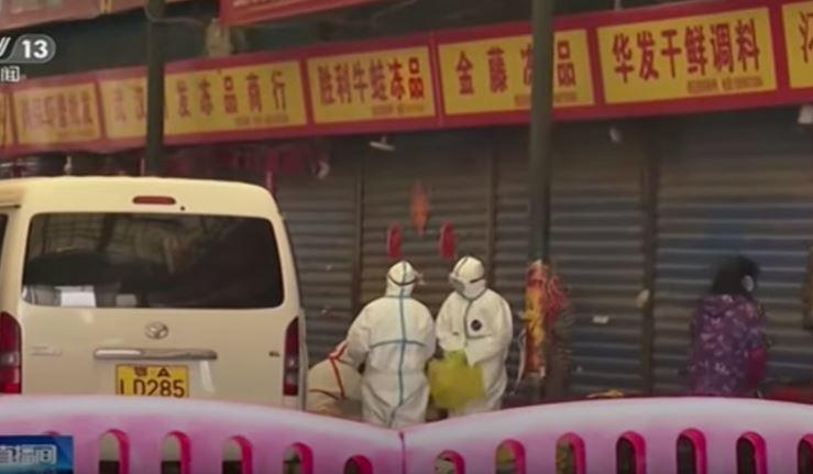 Korona Virüsü Yayılıyor Çin