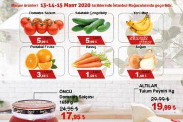 Arden Market 13-22 Mart 2020