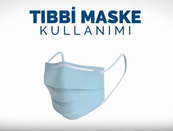 Tıbbi Maske Nasıl Kullanılır