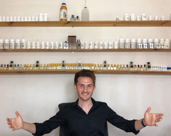 Parfüm Kalıcılığı-Celal Yavuz