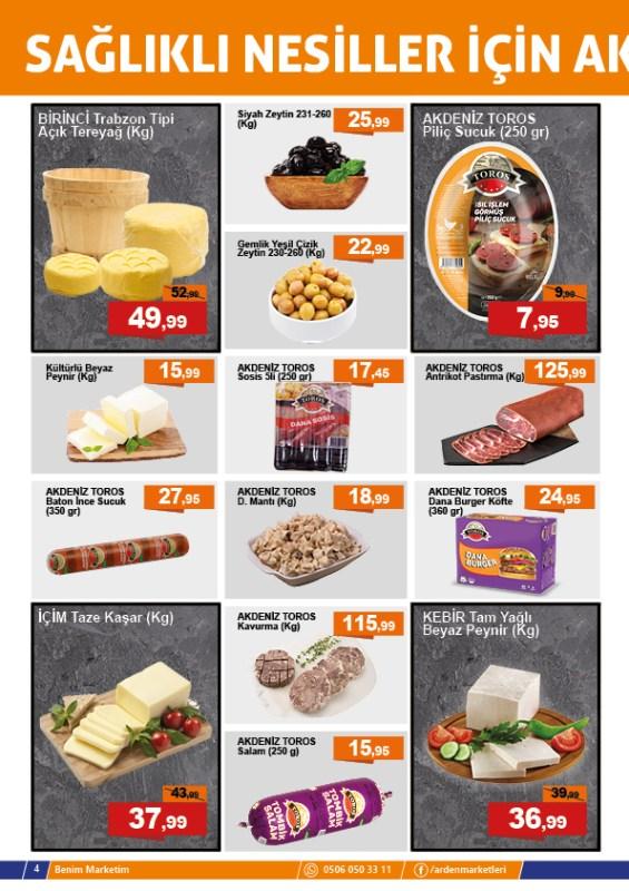 Arden Market 26 Haziran-5 Temmuz 2020