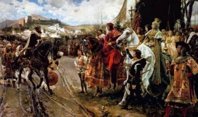 Endülüs-Haçlı Savaşı 1 Nisan