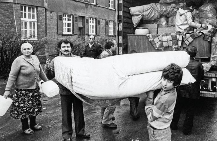 Gurbetçilerin Almanya'ya Taşınması
