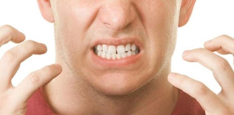 Stresin Hastalıkları Bruksizm