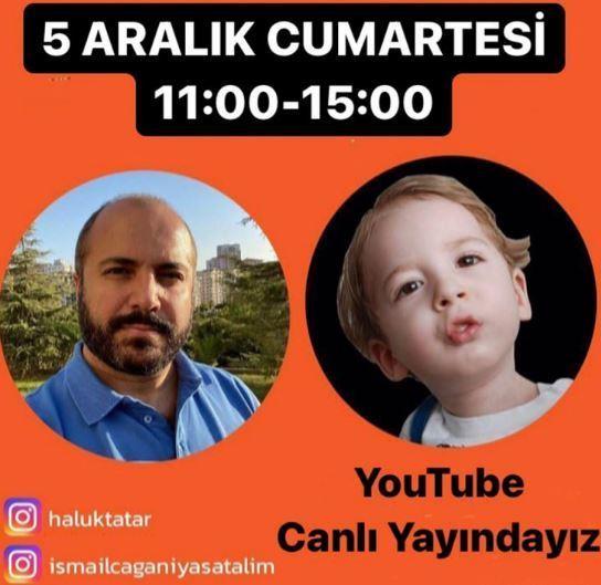 Madem Evdesin 1 Hayat Kurtar Haluk Tatar