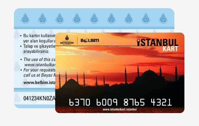 İstanbulkart'ı HES Koduyla Eşleştirme İşlemi