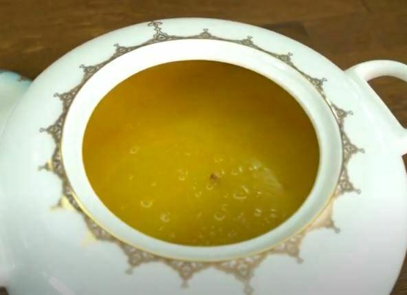 Zencefilli Havuç Çorbası Yapımı