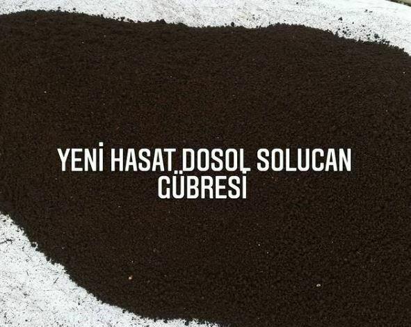 Solucan Gübresi Üreticisinden Dosol
