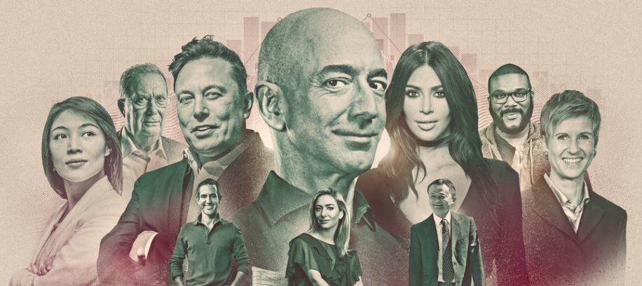 Dünyanın En Zenginleri 2021 Jeff Bezos