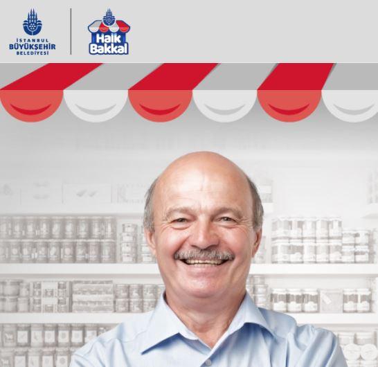 İstanbul Büyükşehir Belediyesi Halk Bakkal