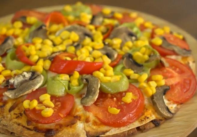 Şipşak Pizza Yapımı