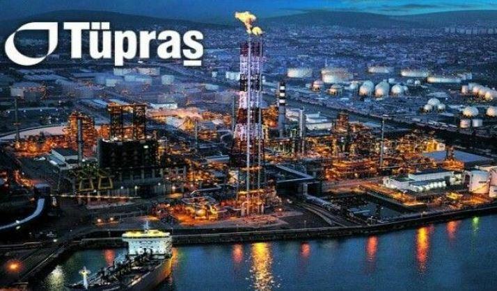 Türkiye'nin En Büyük Sanayi Kuruluşları 2020 Tüpraş