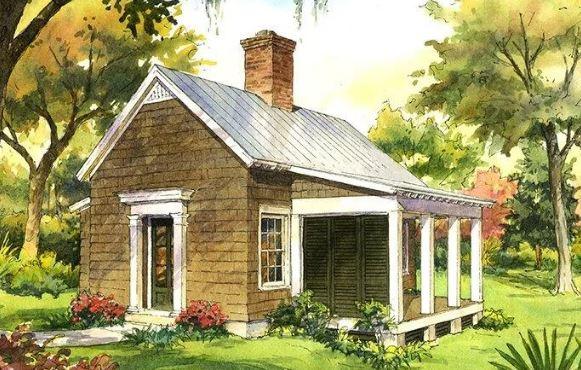Tiny House Hayalleri Olanlar Bahçe Kır