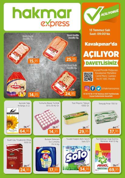 Hakmar 13 Temmuz 2021 İstanbul Pendik