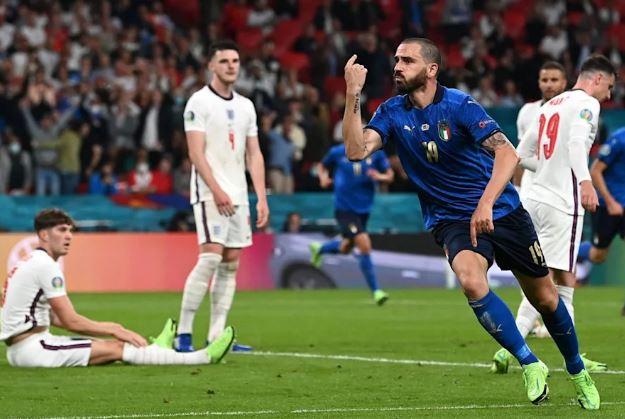 Euro 2020 Turnuvasının En İyi 20 Oyuncusu Leonardo Bonucci