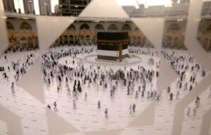 Covid-19 Salgınında Mekke'deki Aşılı Müslümanlar