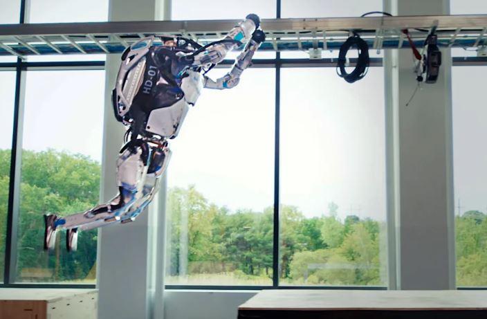 Boston Dynamics'in Atlas Robotları
