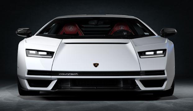 112 Adet Üretilmeyi Planlanan Lamborghini Countach LPI 800-4